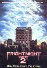 Fright Night Part 2 DVD R1 Roddy McDowall