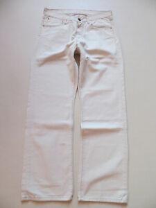 Levi´s ® 501 ® Weiß  Herren Jeans Weiß Neu BIG and TALL  Weiss White Übergröße