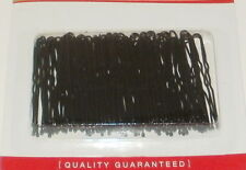 100 Black Bobby Pins Small Open Hairpins Styling Accessories