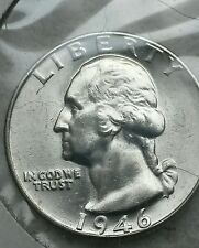 1946 Washington from an original BU Roll nice coin will be picked for you!