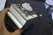 20w To 100w Led Aluminium Heat Sink Cooling Fan44mm Lens Kits 6090120 Degree