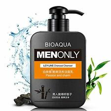 Bioaqua Men Bamboo Live Charcoal Cleanser Oil control Fresh and Clean Face Passi
