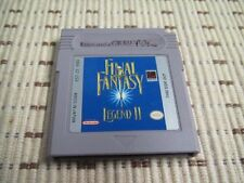 Final Fantasy Legend II Game Boy Et Color et Advance