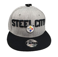 Pittsburgh Steelers YOUTH 2018 NFL Draft 9Fifty Snapback Cap