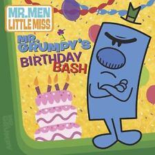 Mr. Grumpy's Birthday Bash (The Mr. Men Show)-ExLibrary