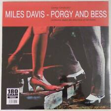 MILES DAVIS Porgy And Bess LP Vinyl Jazz 180g Audiophile George Gershwin