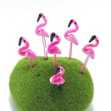 Pink Flamingo Bird Garden Lawn Yard Outdoor Ornament Art Decor 25 Pcs / Pack