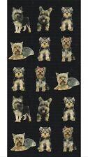 Yorkie Yorkshire Terrier Dog Beach Towel New