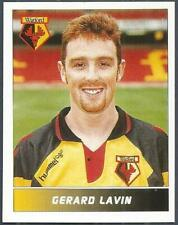 PANINI FOOTBALL LEAGUE 95 -#327-WATFORD-GERARD LAVIN