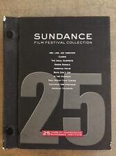Sundance Film Festival celebrating 25 years Collection DVD Missing Outer Box