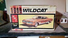 AMT 1966 Buick Wildcat 66 annual 2 in 1 UN BUILT unbuilt original issue kit 1:25