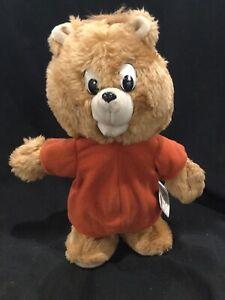 Worlds of Wonder Little Boppers Teddy Ruxpin Electronic Bear 1985 J1