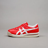 Onitsuka Tiger Japan Corsair Ex Classic Red White Men Shoes New 1183A561-601