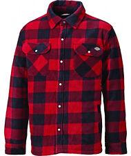 Dickies Mens Portland Lumberjack Shirt Red 2xl