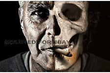 Digital Art picture photo print marijuana tobacco weed stop smoking aid novelty