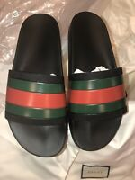 Gucci Slides - brand New Size 9