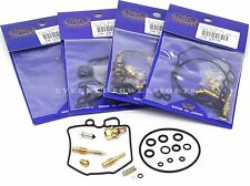 4x Pro Carburetor Rebuild Kit All Honda GL 1100 I A Goldwing Carb Repair Set P37