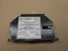 1 FRANK ADAM ELECTRIC COMPANY THERMAG CIRCUIT BREAKER 50A 50 AMP 1P 1 POLE 120V