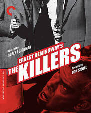DVD: THE KILLERS: ERNEST HEMINGWAY: CRITERION COLLECTION: MINT VIEWED 1 TIME