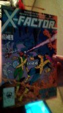 X-Men X-Factor No. 1 1985 MARVEL FN/VF 7.0, B2, Cyclops Iceman Angel Beast