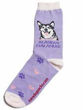 Alaskan Malamute Dog Socks