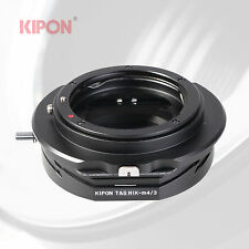 Kipon Tilt Shift Adapter for Nikon F Lens to Micro Four Thirds M4/3 MFT Camera