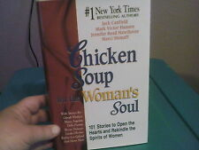 Chicken Soup for the Woman's Soul Hardback Book