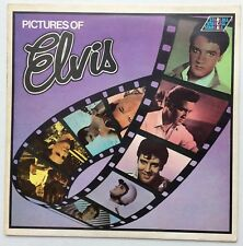 Elvis Presley Pictures Of Elvis UK LP