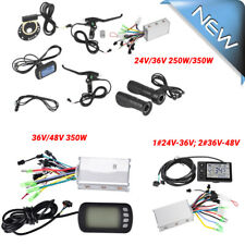 250W/350W E-bike Electric Bike Scooter Brushless Motor Controller LCD Panel Kit