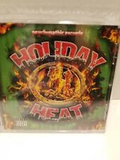 Psychopathic Records Holiday Heat Cd insane clown posse ICP Juggalo New Sealed