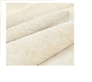 """Luxury Dewsbury Buttons Upholstered Chenille Fabric Headboard with 30"""" Height"""