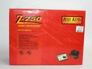 MTH RailKing Z-750 Hobby Transformer 40-750