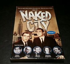 Best Of Naked City Volume 1 DVDs Fullscreen