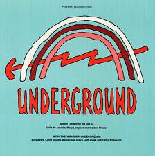 Emile De Antonio - Underground [New CD]