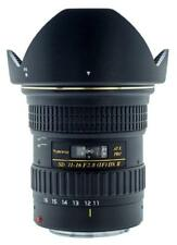 Tokina 11-16mm f/2.8 AT-X116 Pro DX II Digital Zoom Lens AF-S Motor for Nikon