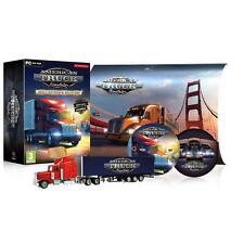 American Truck Simulator Collector's Edition PC - NEW