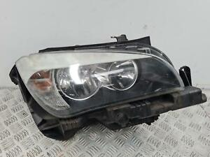 Genuine BMW X1 E84 HEADLIGHT OS DRIVER SIDE 2009- 2012 HALOGEN 2990004