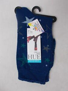 Hue Women's Femme Top Socks Prussian Blue One Size