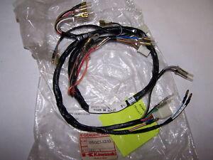 KAWASAKI KLR250 WIRE HARNESS 1982 NEW KLR 250 WIRING  26001-1310