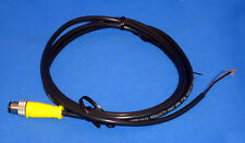 Bradharrison - 803006e85m020 micro-change M12 3 Polos Macho Cable