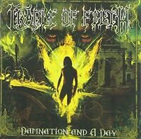 Cradle Of Filth - Damnation And A Day (NEW CD)