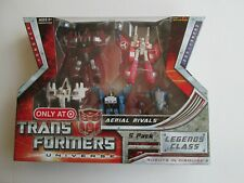 Transformers UNIVERSE LEGENDS 5-PACK AERIAL RIVALS New Target Exclusive.1 OWNER