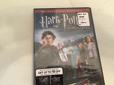 Harry Potter and The Goblet of Fire, New, Sealed DVD, Widescreen