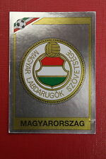 Panini MEXICO 86 N. 200 MAGYRORSZAG BADGE  With back
