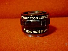 Canon Zoom Extender 2XA 2X A   (Screw-On) C-Mount   #7759