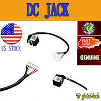 DELL INSPIRON 15-3000 15-3543 15-3542 15-3541 3878 0JRHPG DC POWER JACK w/ CABLE