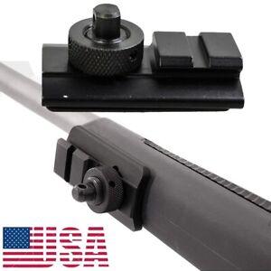 Tactical Rifle Sling Swivel Stud for Picatinny Rail Bipod Mount Adapter 20mm