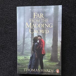 Thomas Hardy - Far From The Madding Crowd - Penguin Classic Paperback Book
