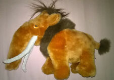 """Manny The Woolly Mammoth-Ice-Suave Juguete - 13"""" Age"""