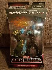 Marvel The Amazing Spider-Man 2 Marvel Legends Infinite Series Marvels Electro 6